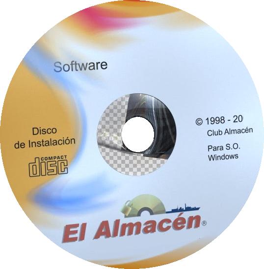 cd                               software El Almacen Punto de Venta